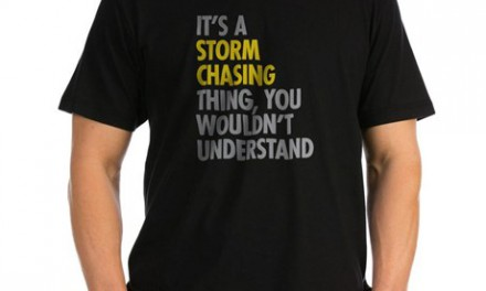 It's a Storm Chasing Thing T-shirt