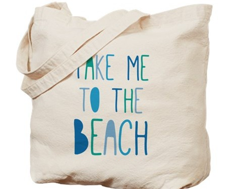 Cool Tote Bag to Bring to the Beach