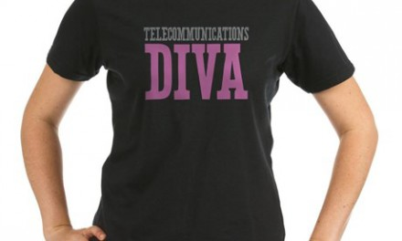 Telecommunications DIVA T-shirt