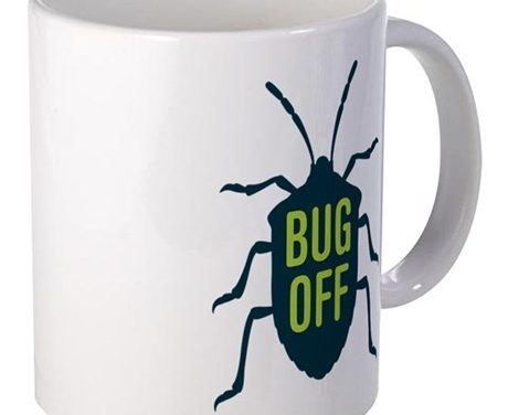 Cool Entomology Coffee Mugs