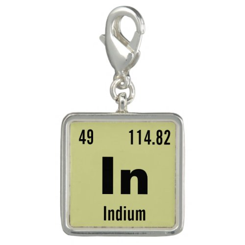 Periodic Table of the Elements Charm