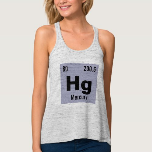 Periodic Table of the Elements Tank Top